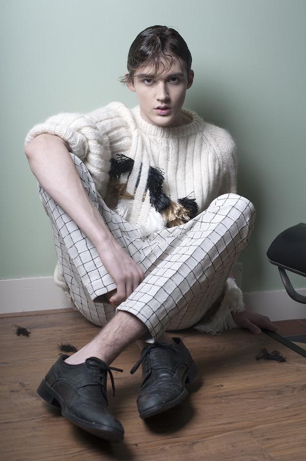 O my hair -Gun magazine 1 - Elise Verhoeven - Pim Thomassen Agency