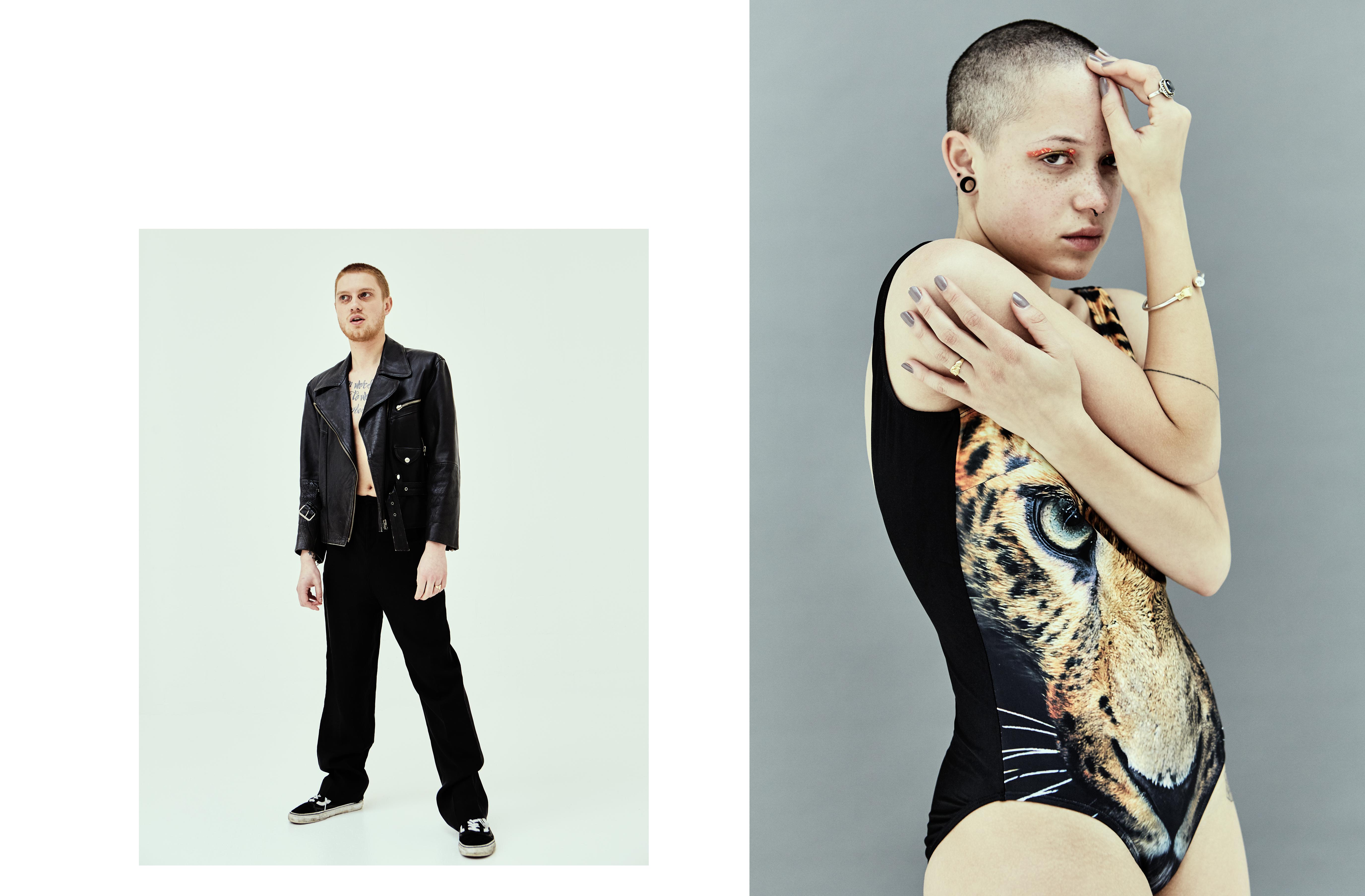 Andy Tan - 3 LINK magazine - Pim Thomassen Agency